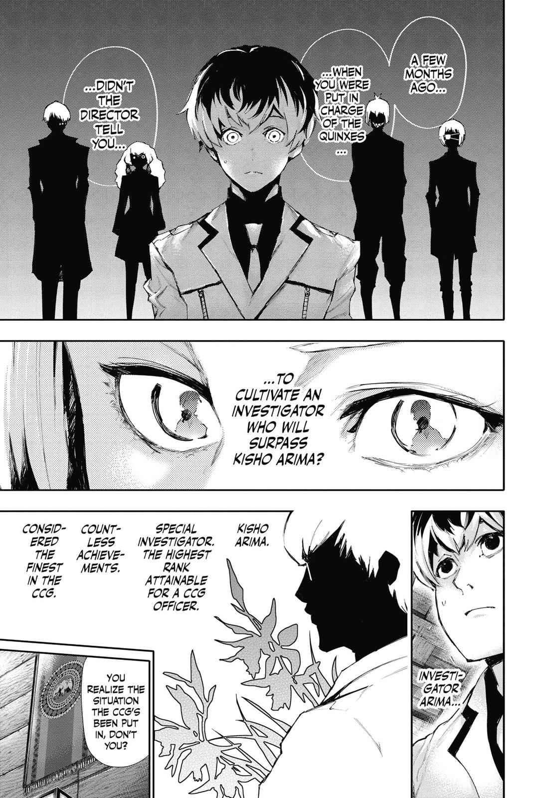 Tokyo Ghoul:re Chapter 1 Page 18