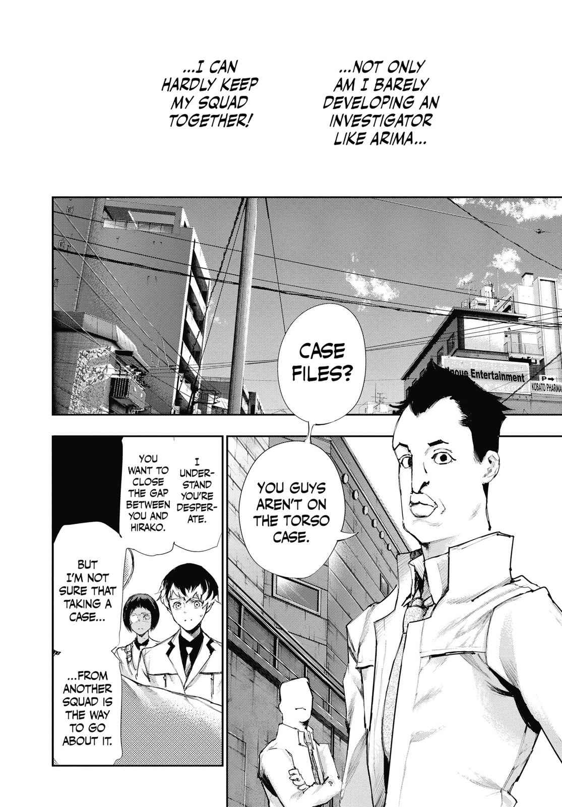 Tokyo Ghoul:re Chapter 1 Page 25