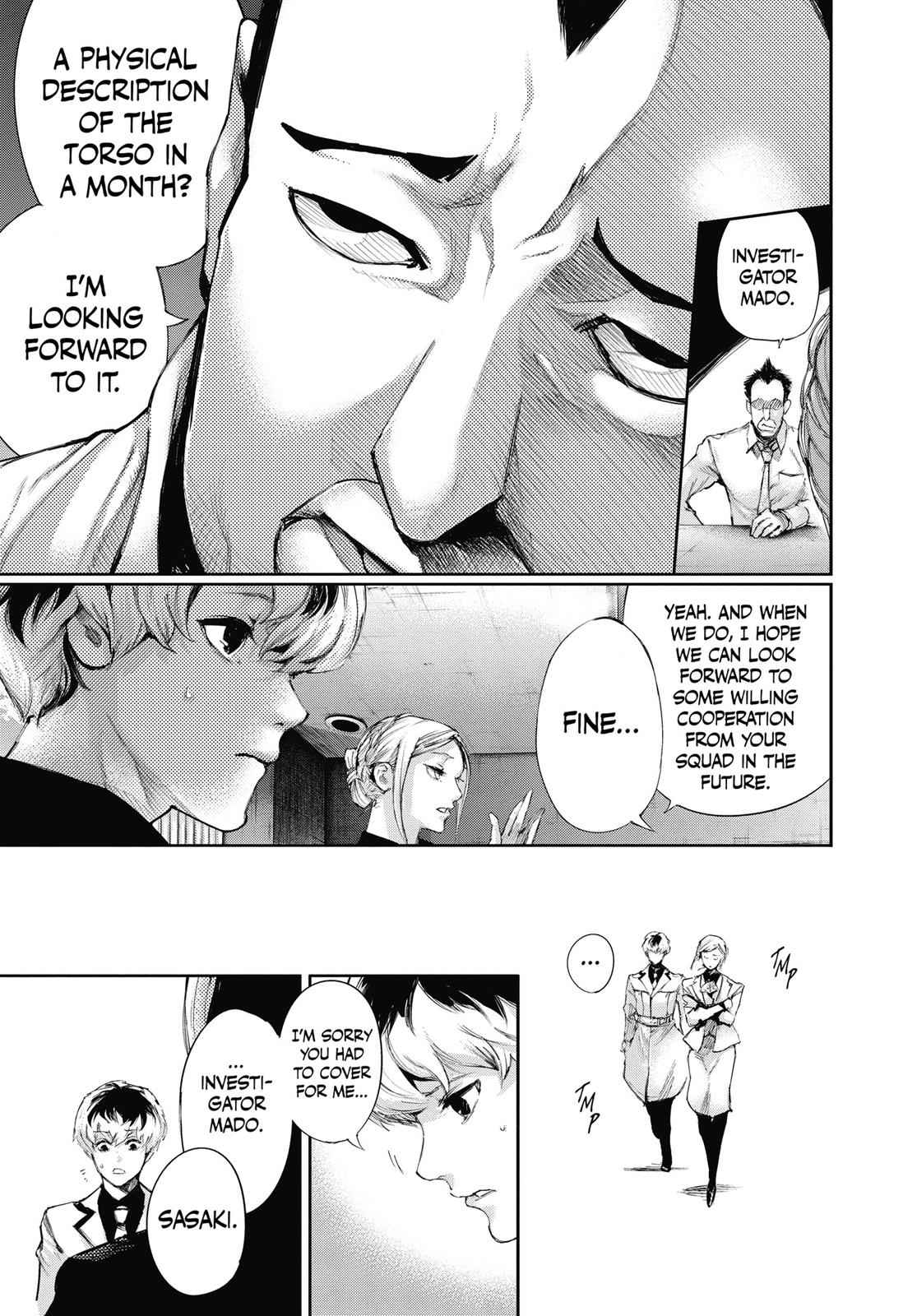 Tokyo Ghoul:re Chapter 2 Page 11