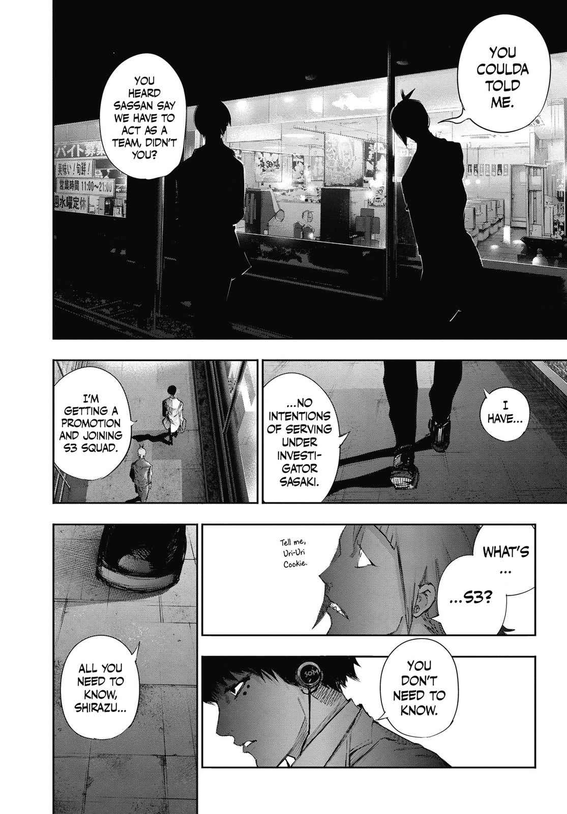 Tokyo Ghoul:re Chapter 2 Page 20