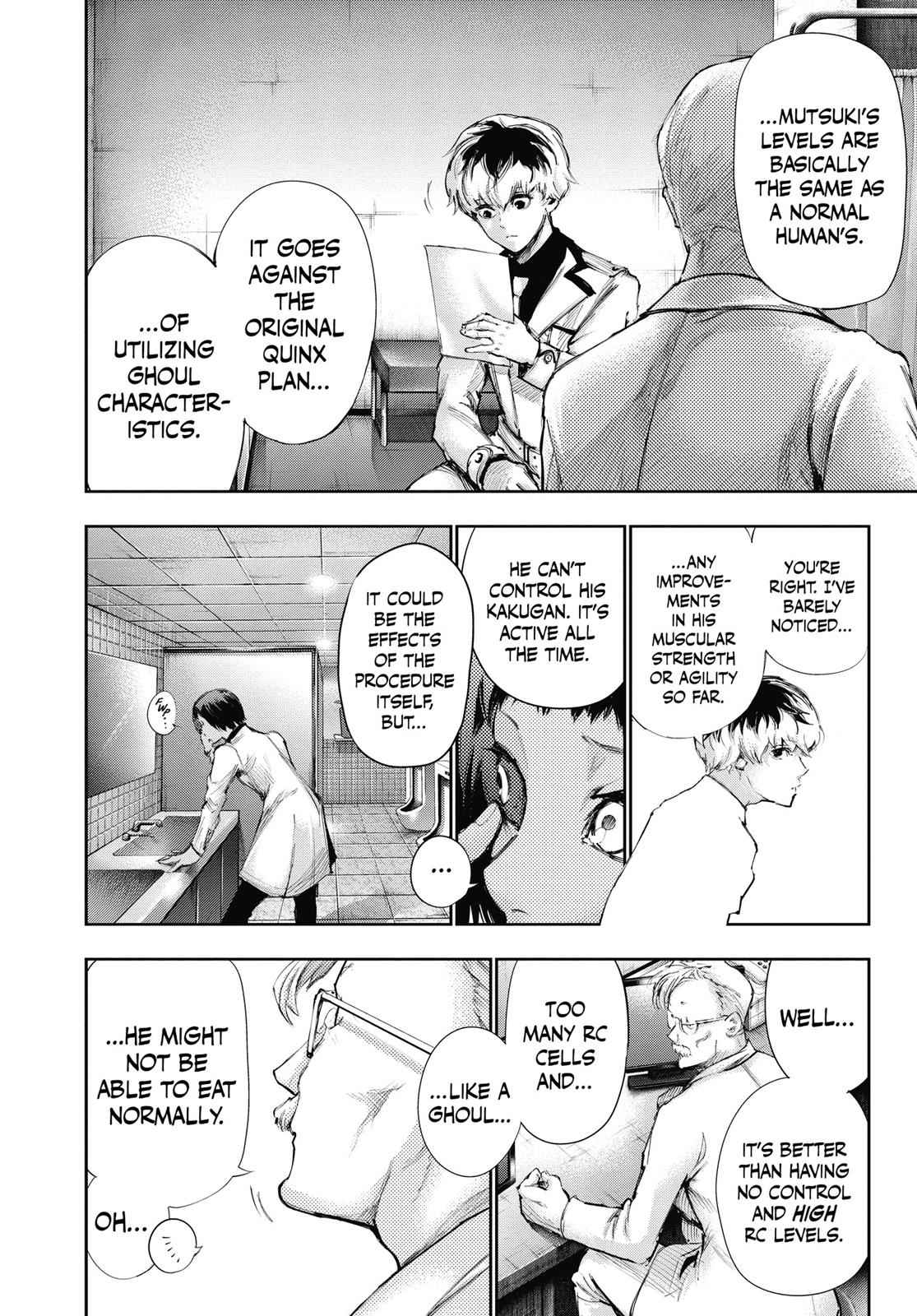 Tokyo Ghoul:re Chapter 2 Page 4