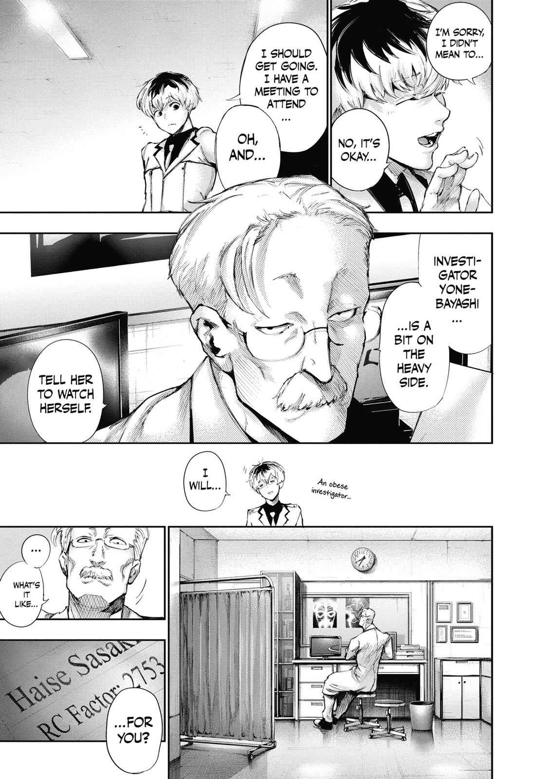 Tokyo Ghoul:re Chapter 2 Page 5