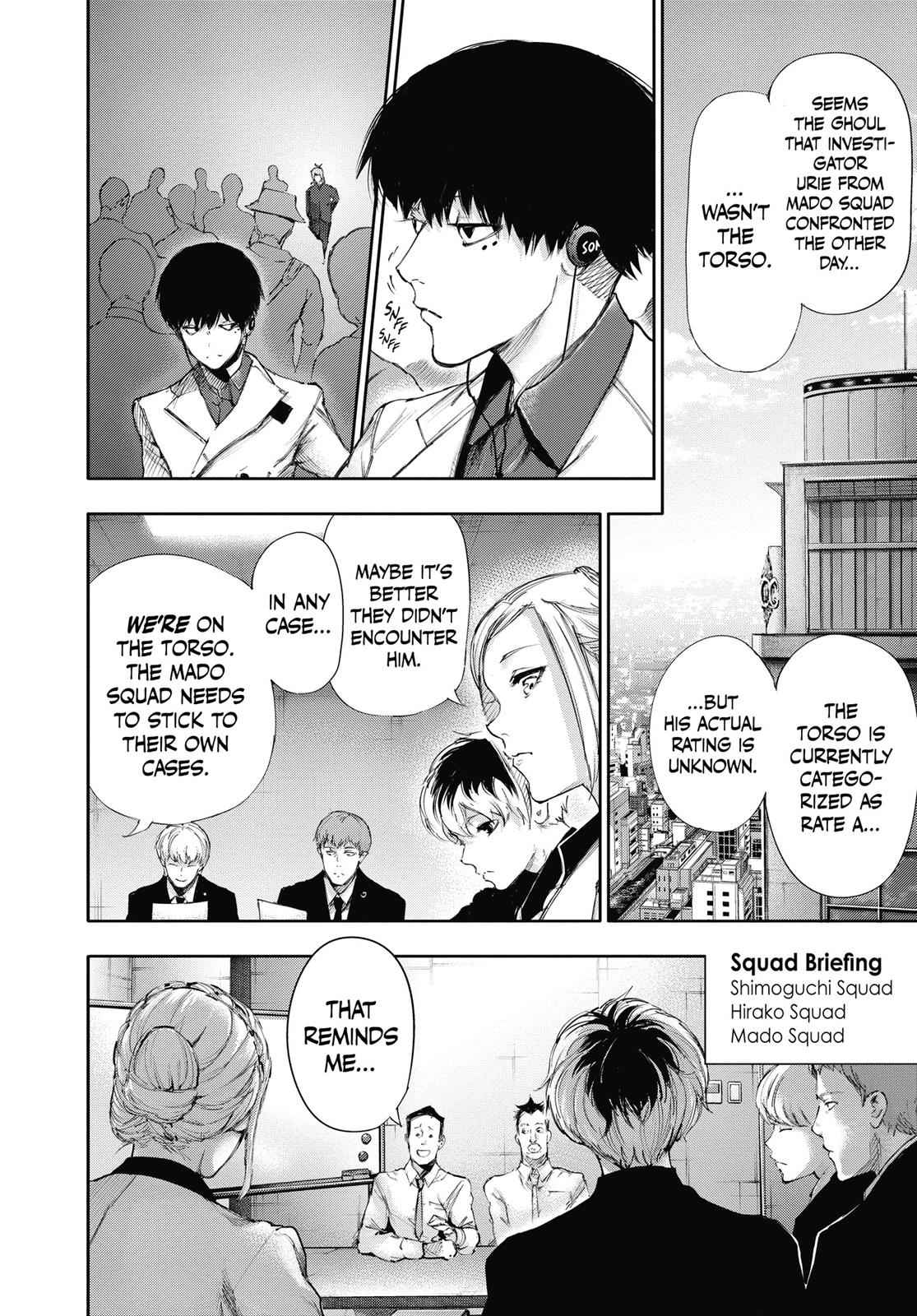 Tokyo Ghoul:re Chapter 2 Page 6