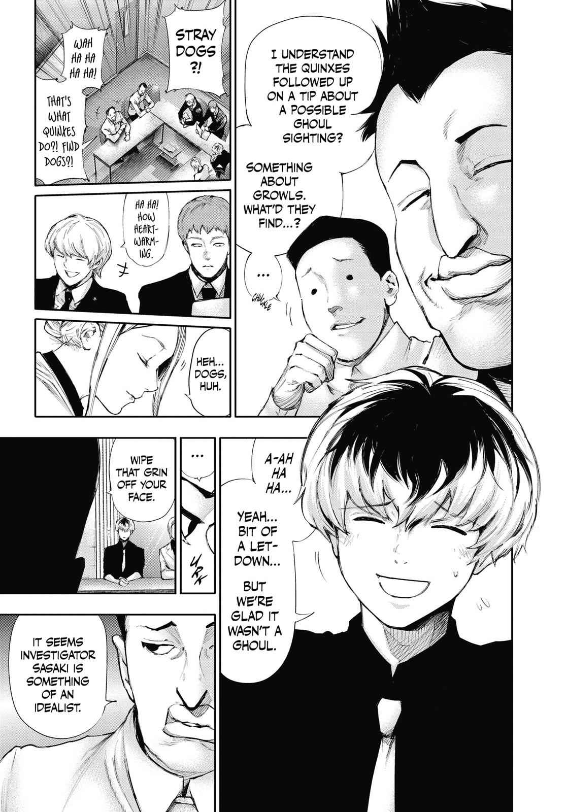 Tokyo Ghoul:re Chapter 2 Page 7
