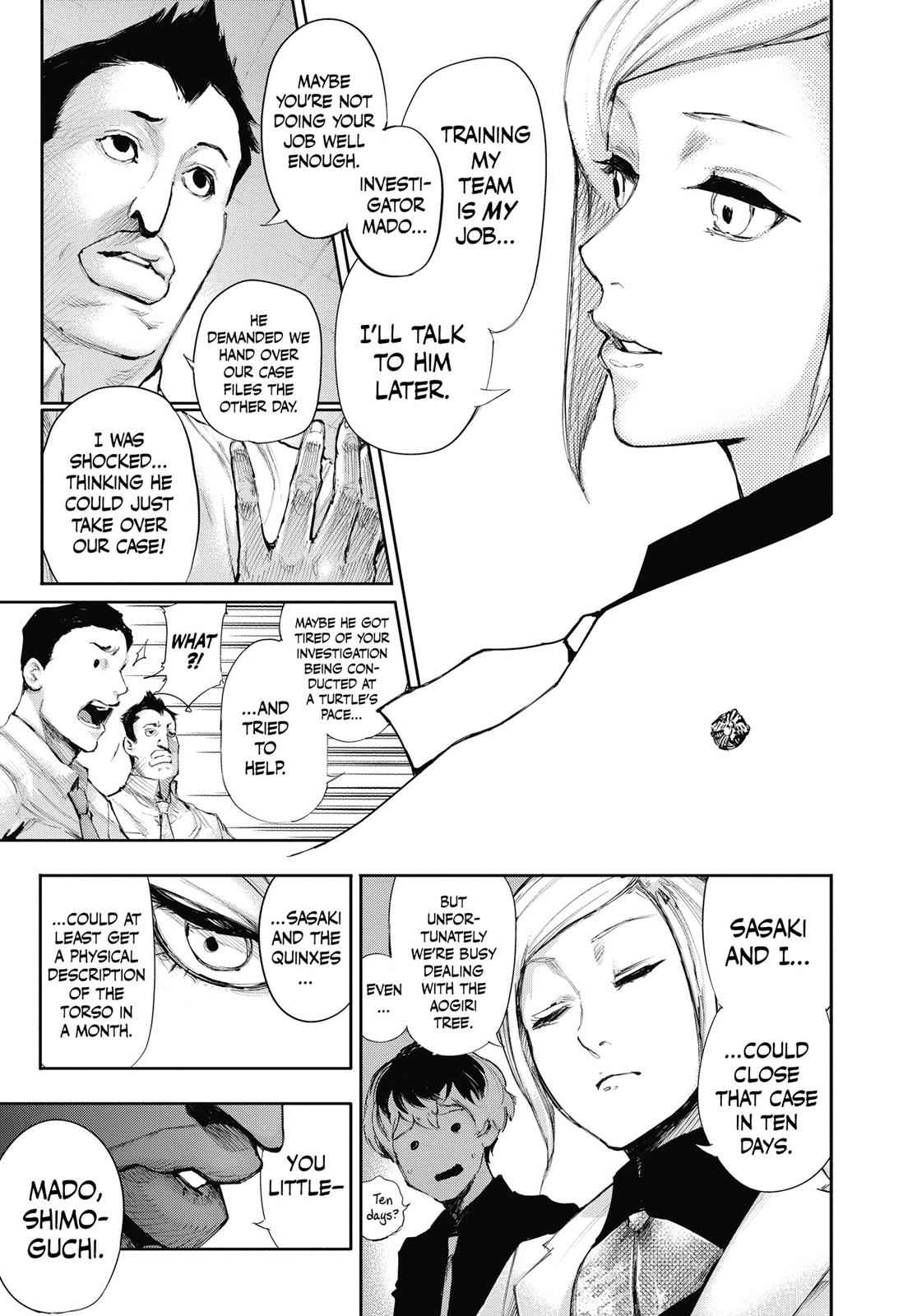Tokyo Ghoul:re Chapter 2 Page 9