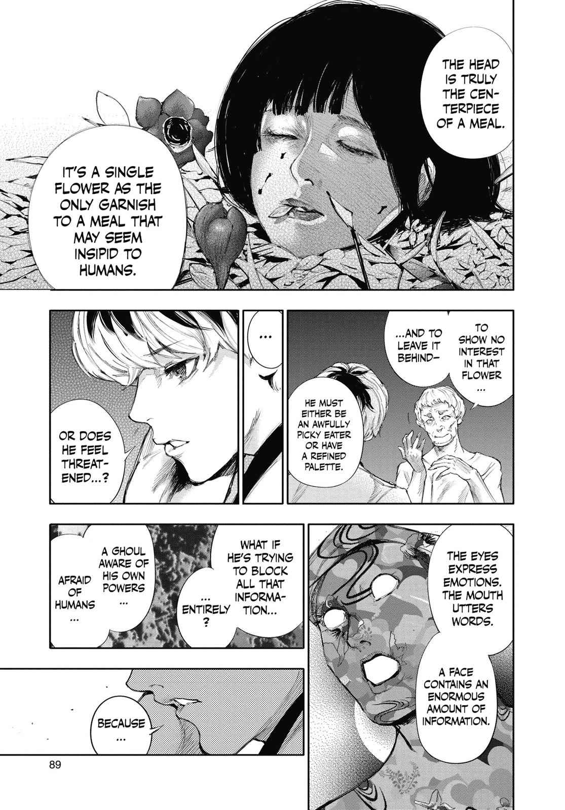 Tokyo Ghoul:re Chapter 3 Page 16