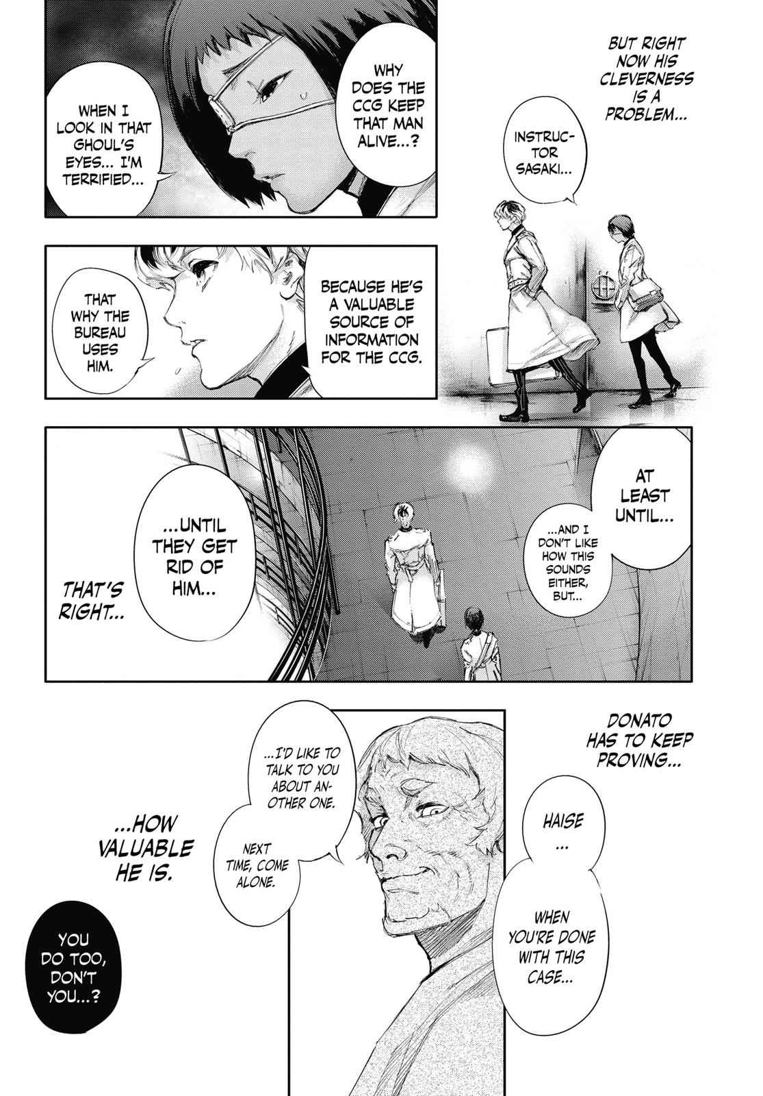 Tokyo Ghoul:re Chapter 3 Page 18