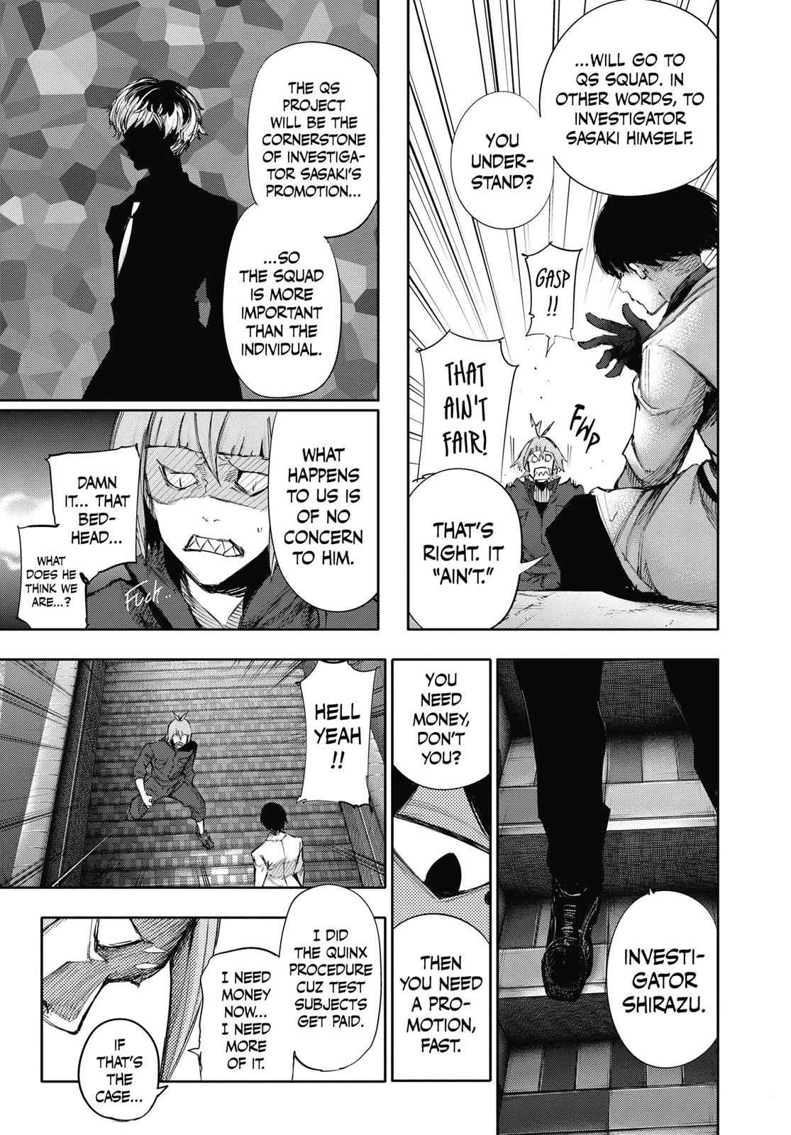 Tokyo Ghoul:re Chapter 3 Page 7