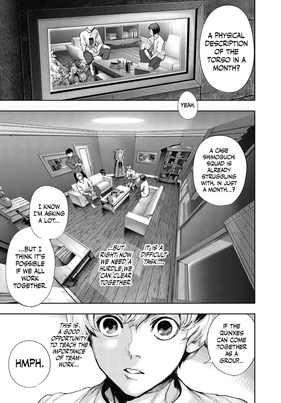 Tokyo Ghoul:re Chapter 3 Page 9