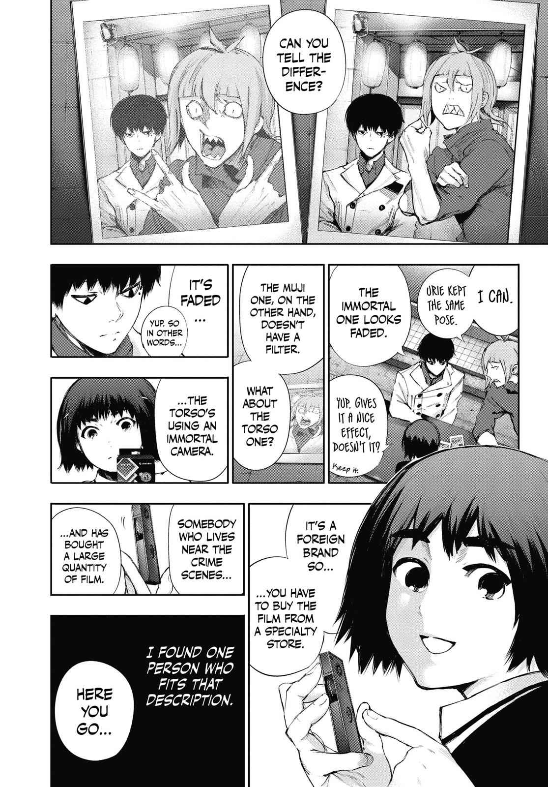 Tokyo Ghoul:re Chapter 4 Page 6