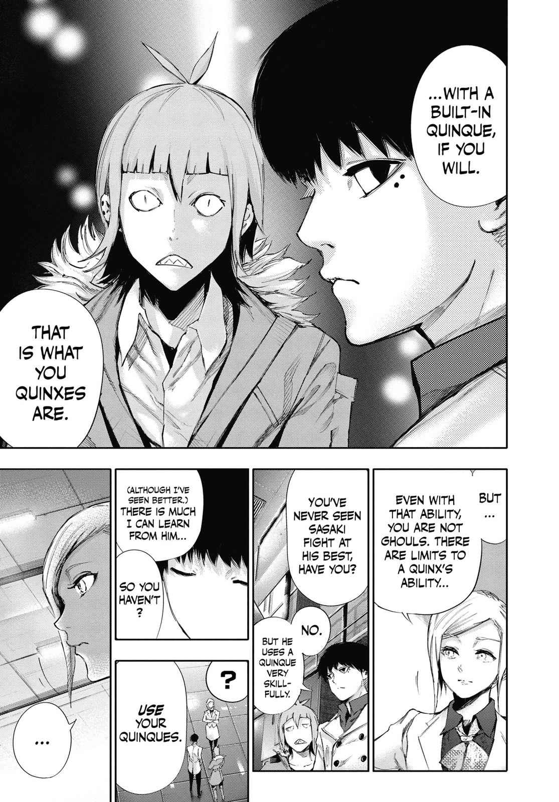 Tokyo Ghoul:re Chapter 4 Page 9