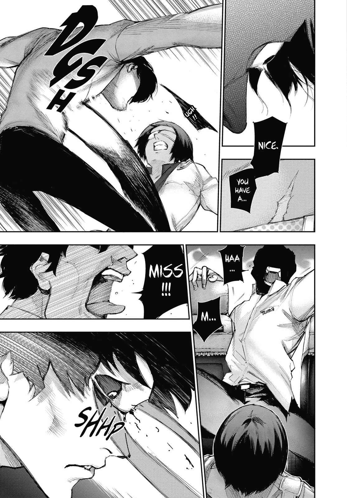 Tokyo Ghoul:re Chapter 5 Page 3