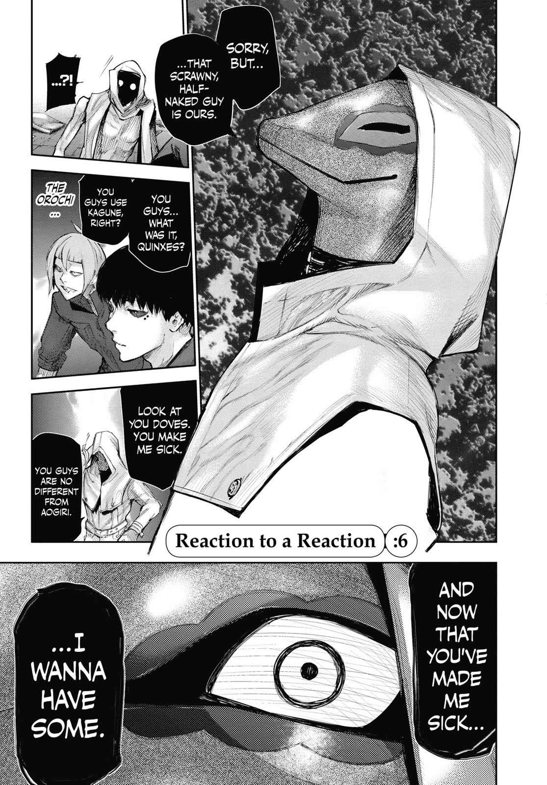 Tokyo Ghoul:re Chapter 6 Page 1
