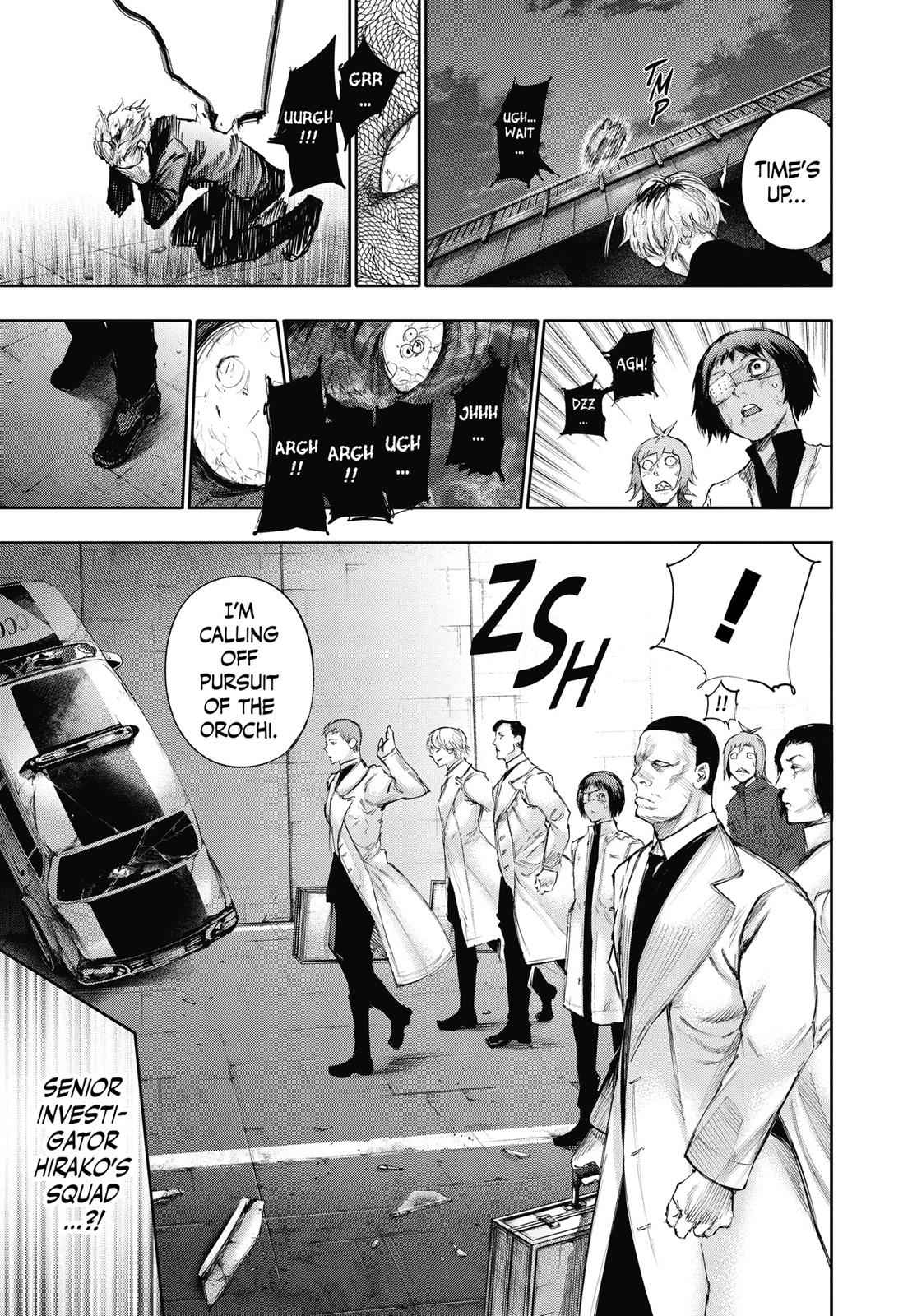 Tokyo Ghoul:re Chapter 7 Page 15