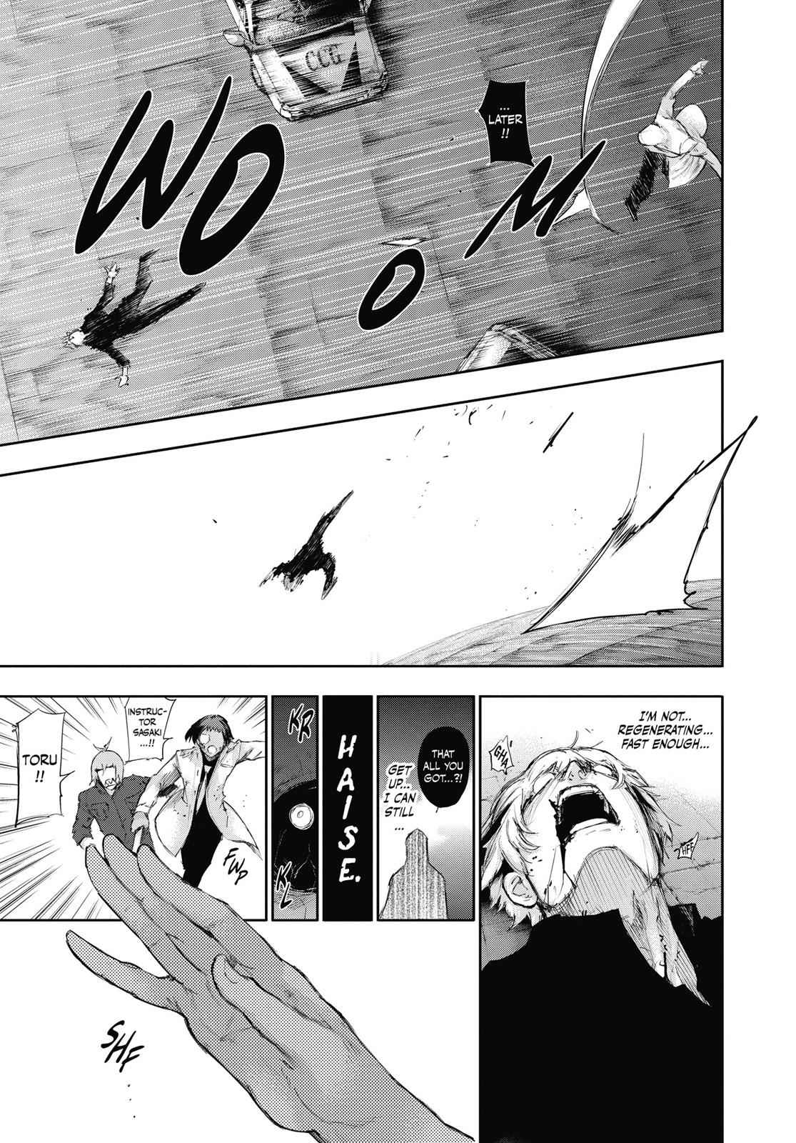 Tokyo Ghoul:re Chapter 7 Page 7