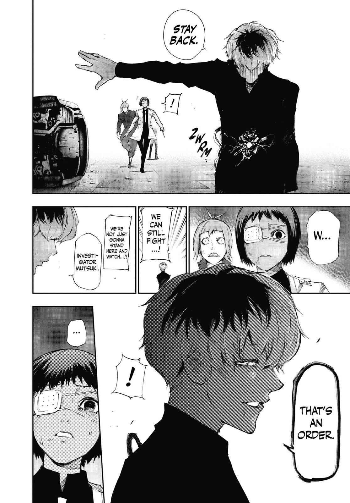 Tokyo Ghoul:re Chapter 7 Page 8