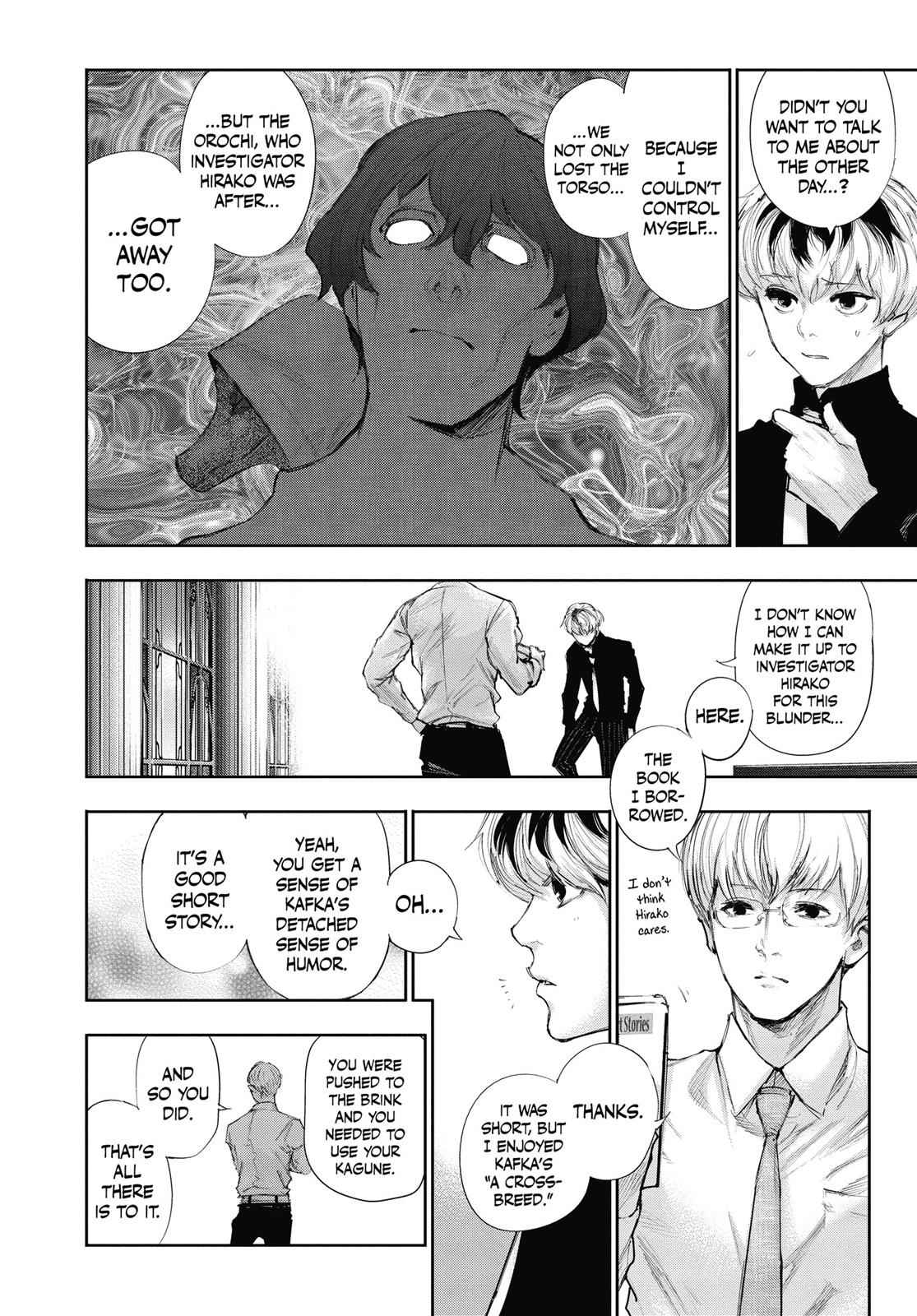 Tokyo Ghoul:re Chapter 8 Page 10