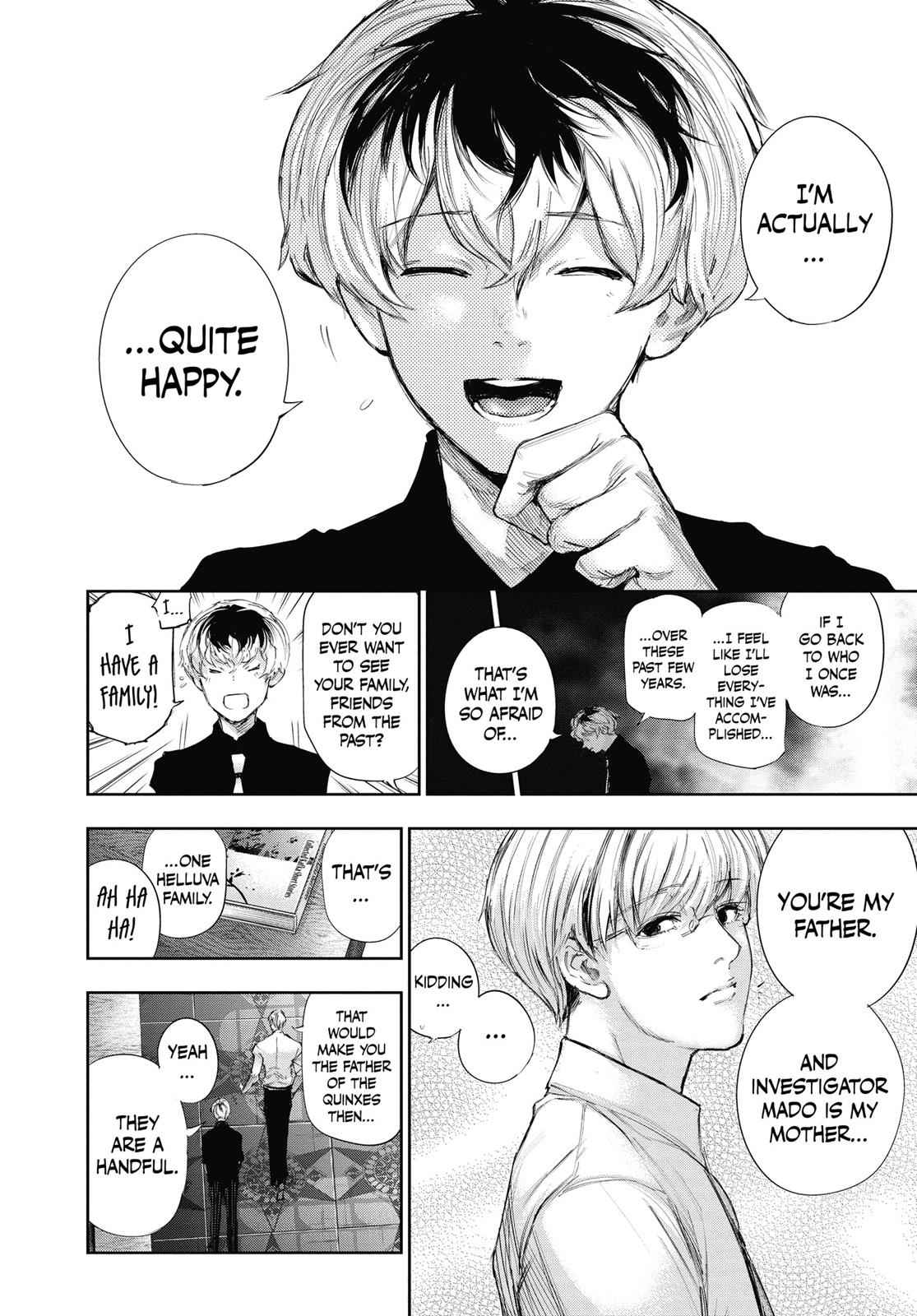 Tokyo Ghoul:re Chapter 8 Page 12