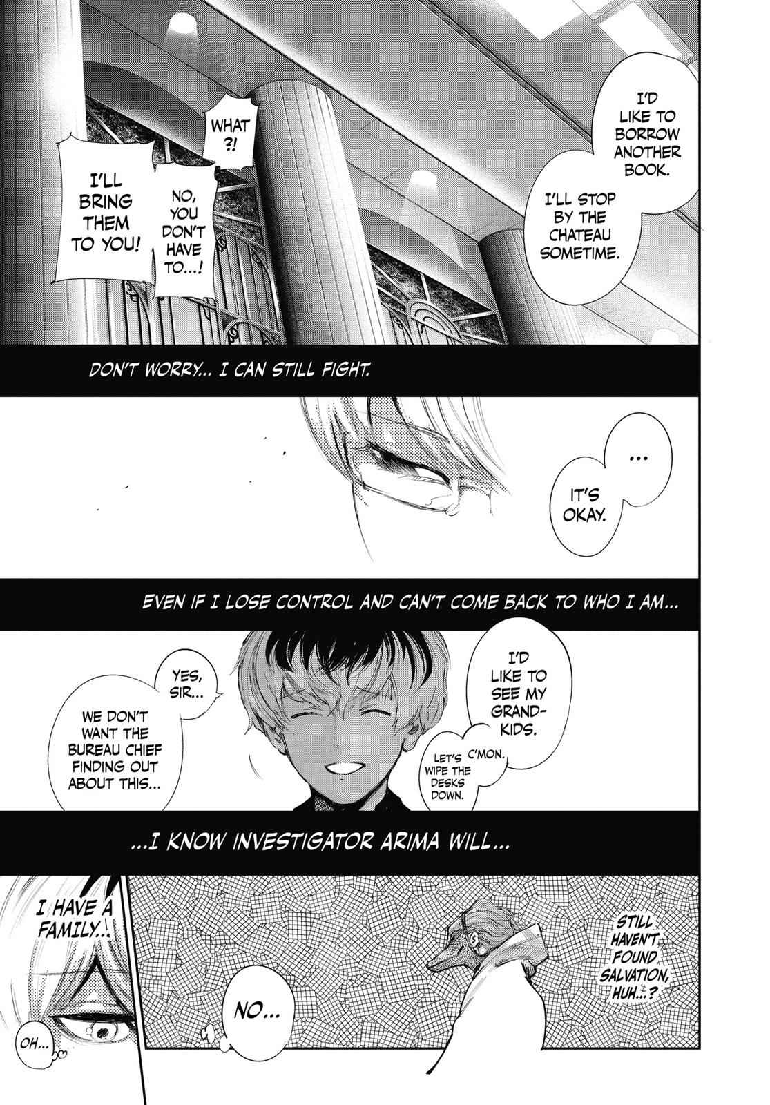 Tokyo Ghoul:re Chapter 8 Page 13