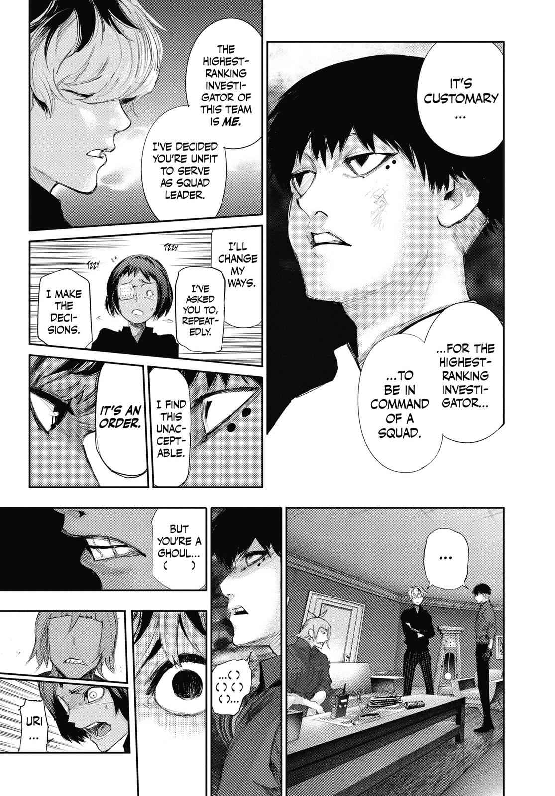 Tokyo Ghoul:re Chapter 8 Page 3