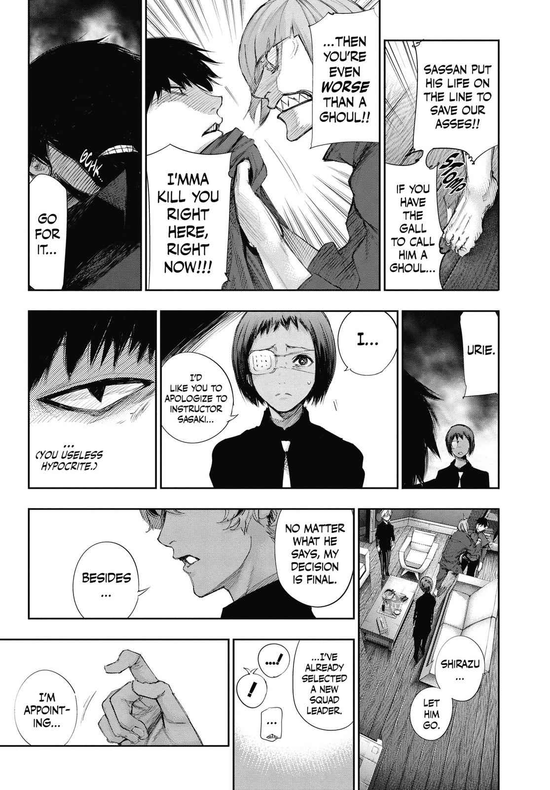 Tokyo Ghoul:re Chapter 8 Page 5