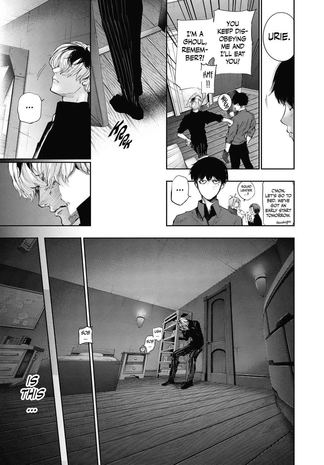 Tokyo Ghoul:re Chapter 8 Page 7