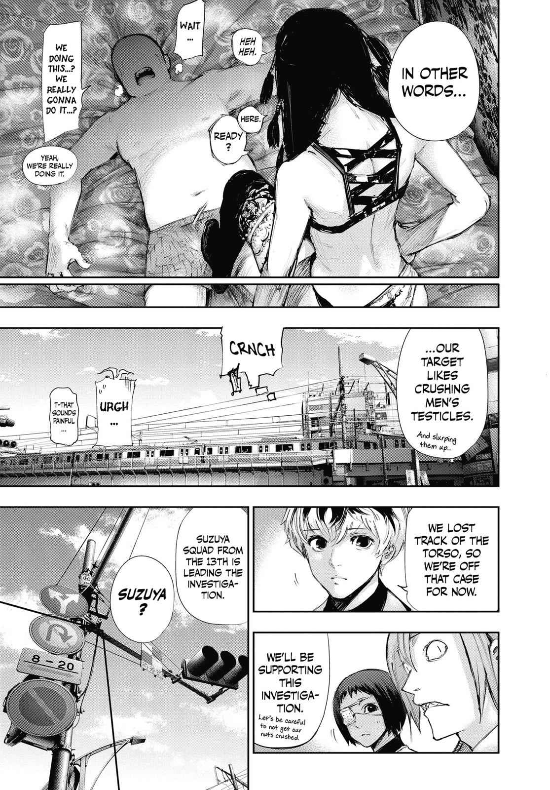 Tokyo Ghoul:re Chapter 9 Page 13