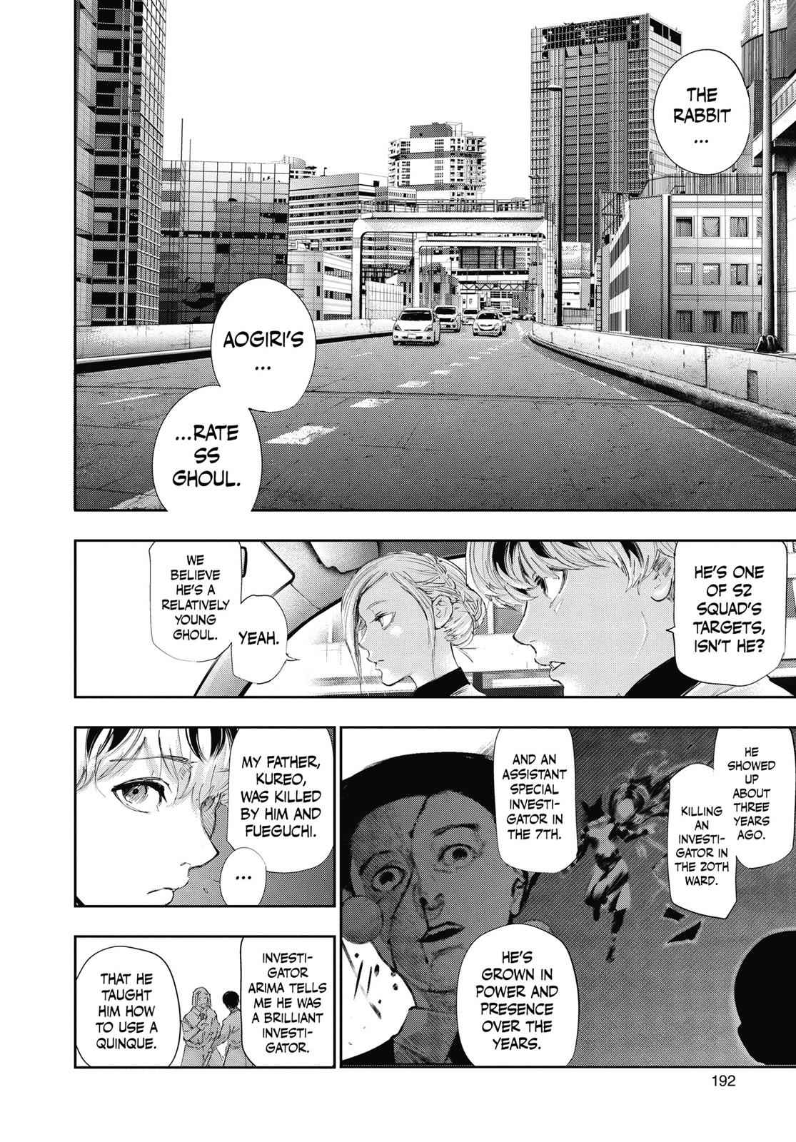 Tokyo Ghoul:re Chapter 9 Page 2