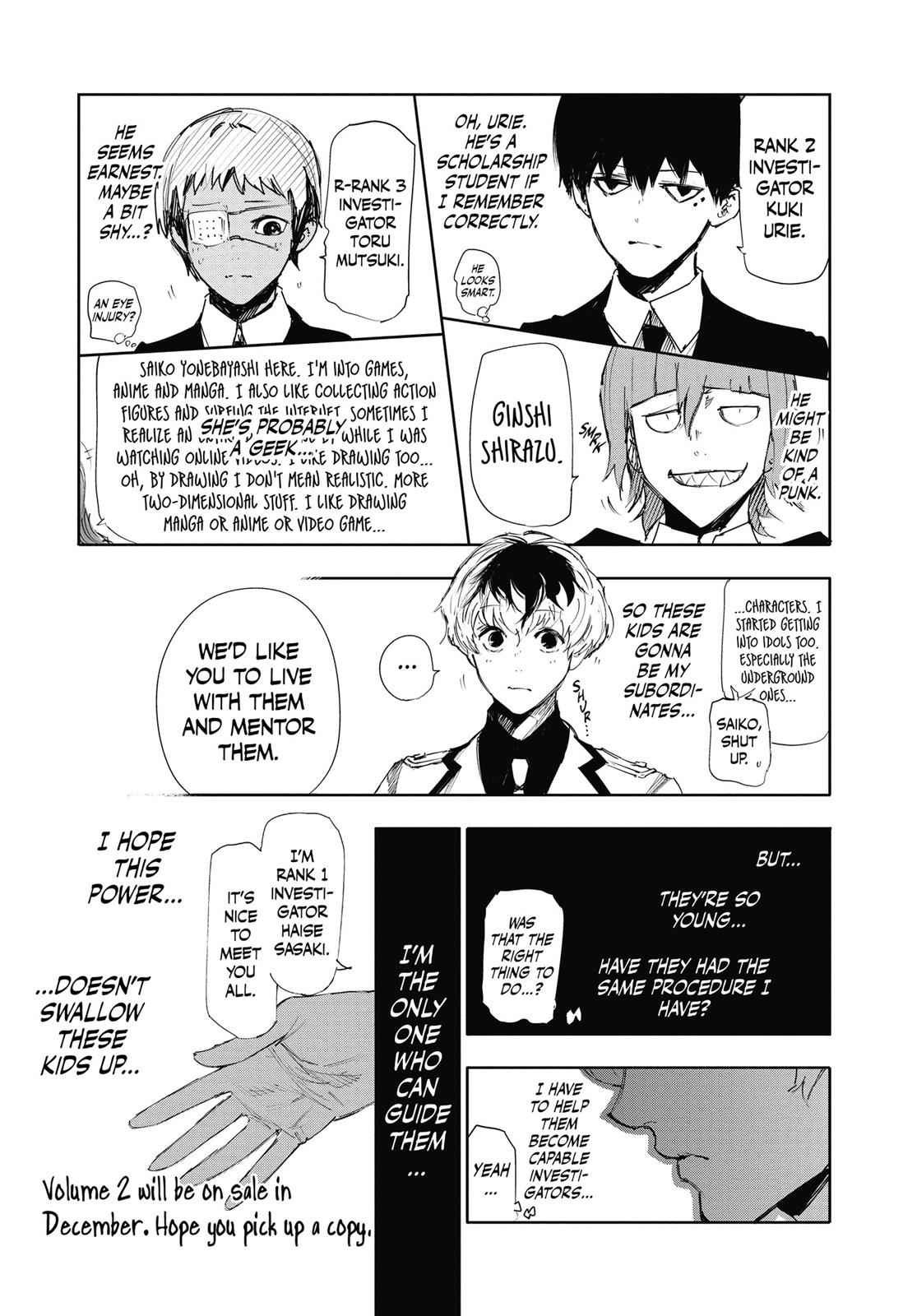 Tokyo Ghoul:re Chapter 9 Page 23