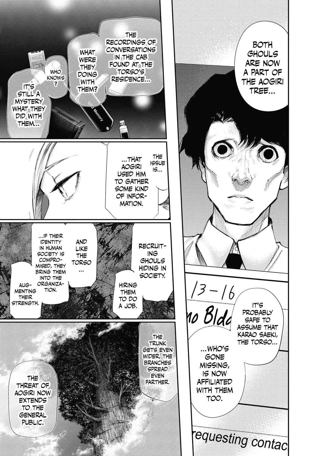 Tokyo Ghoul:re Chapter 9 Page 3