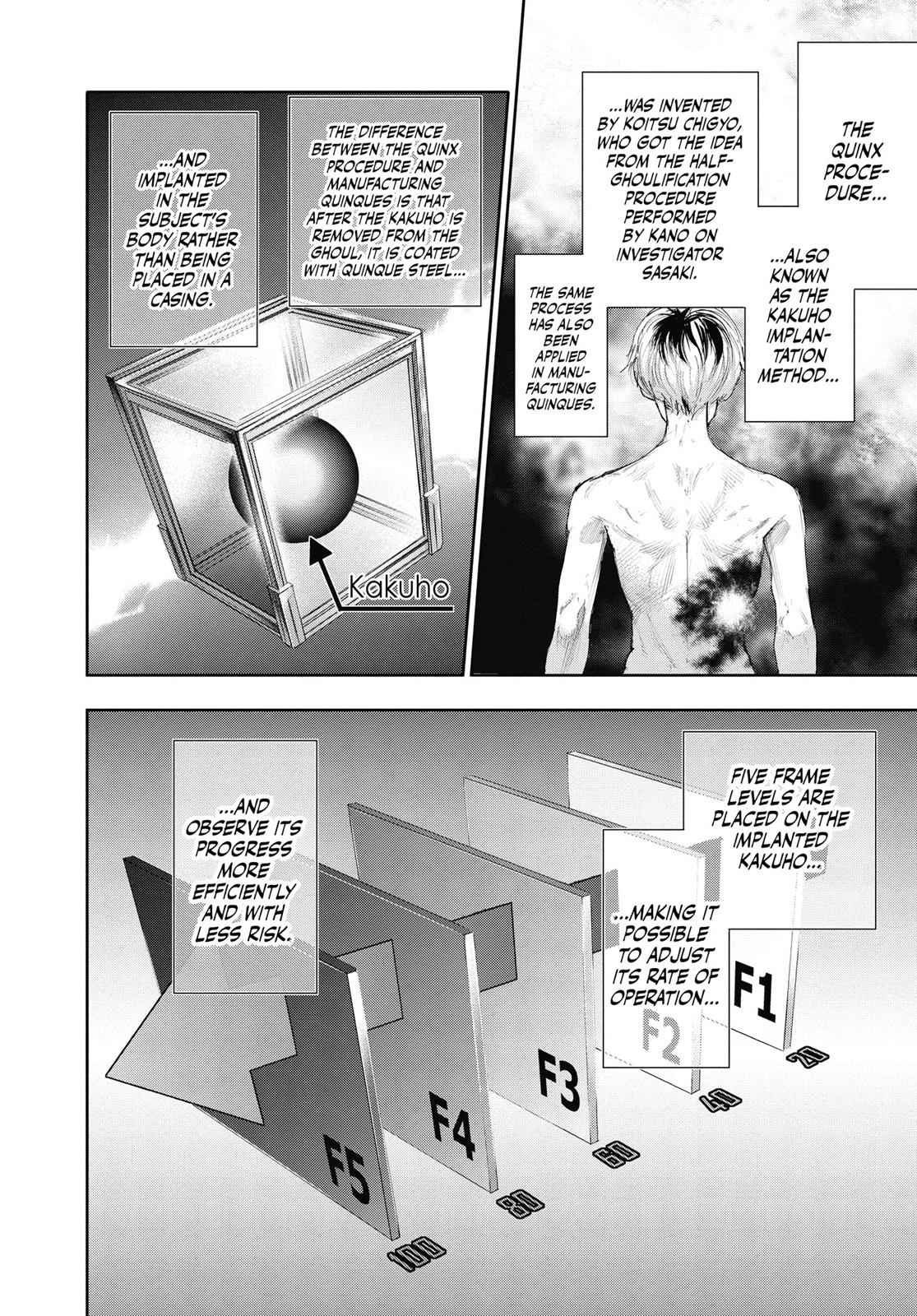 Tokyo Ghoul:re Chapter 9 Page 6