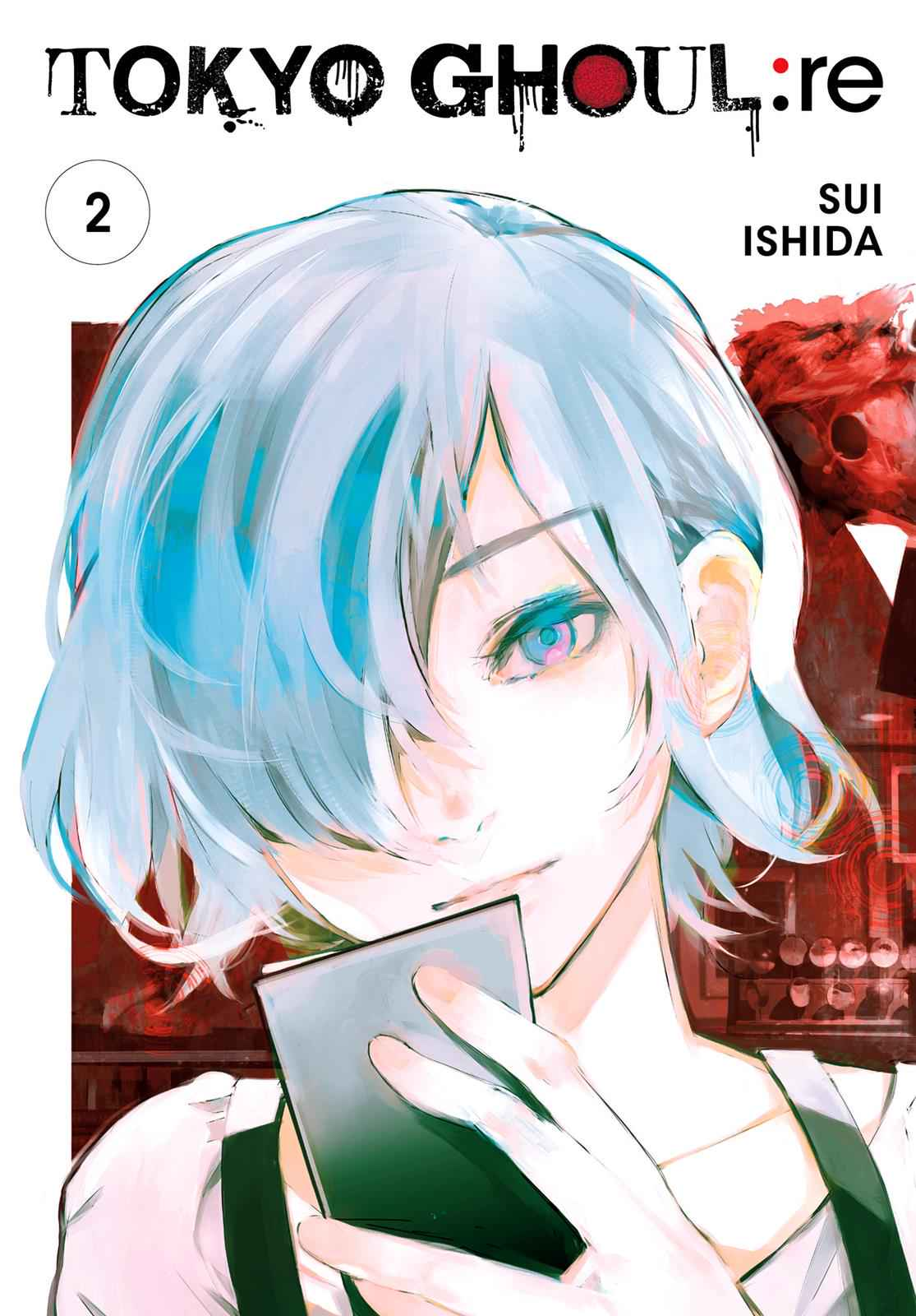 Tokyo Ghoul:re Chapter 10 Page 1