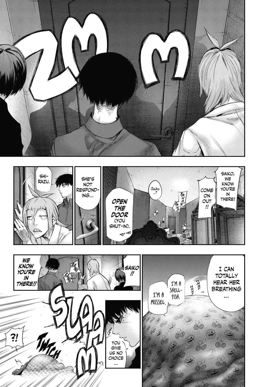 Tokyo Ghoul:re Chapter 10 Page 11