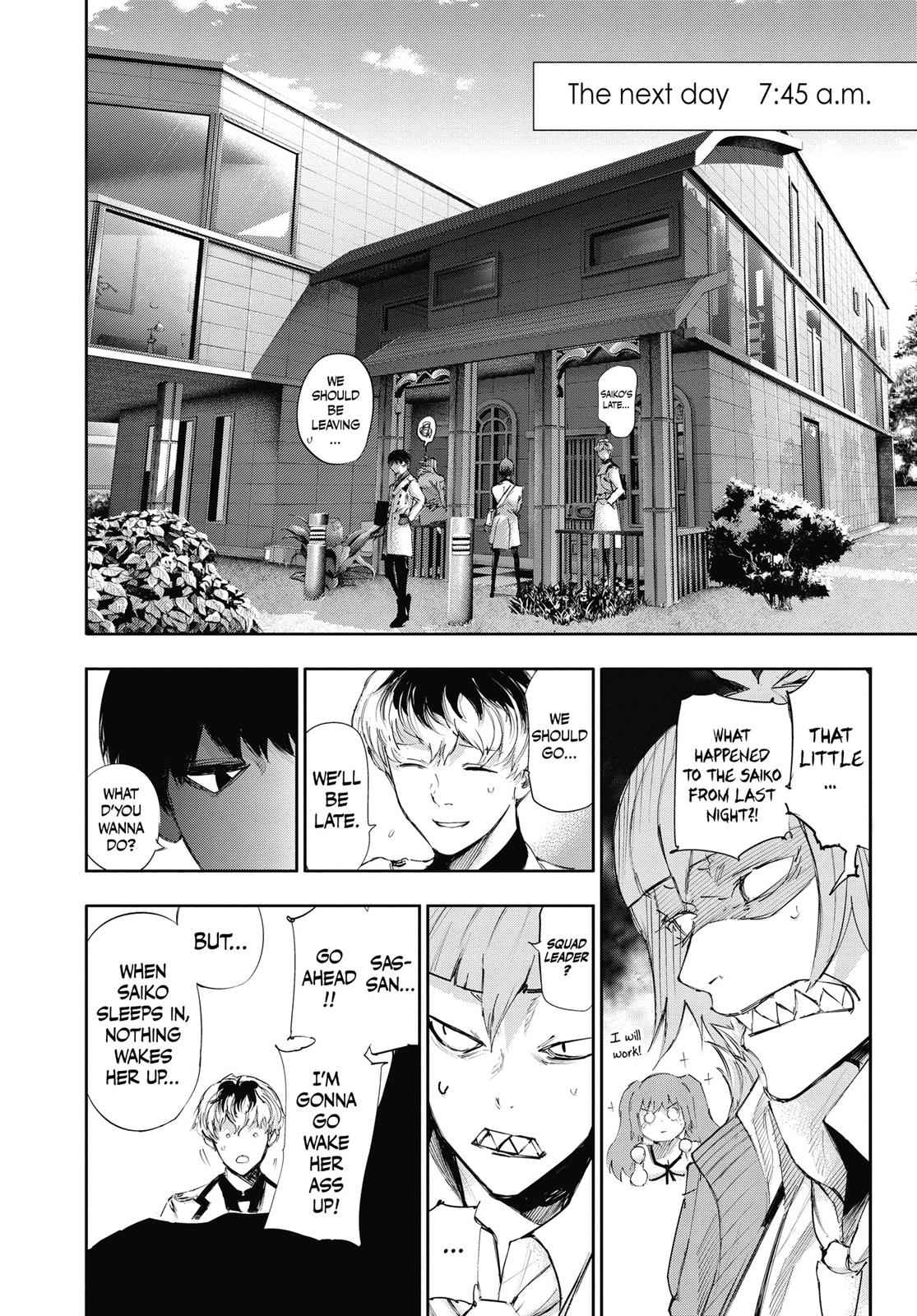 Tokyo Ghoul:re Chapter 10 Page 18