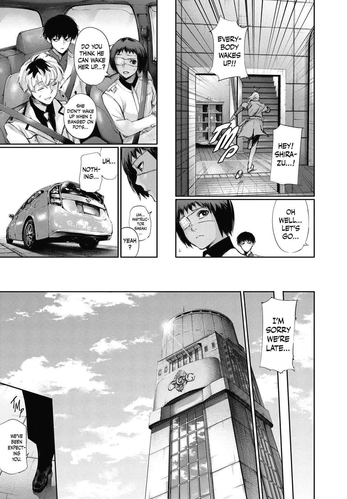 Tokyo Ghoul:re Chapter 10 Page 19