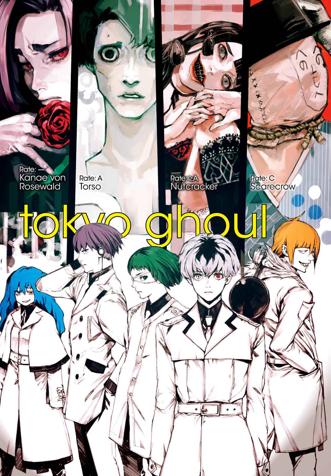Tokyo Ghoul:re Chapter 10 Page 4