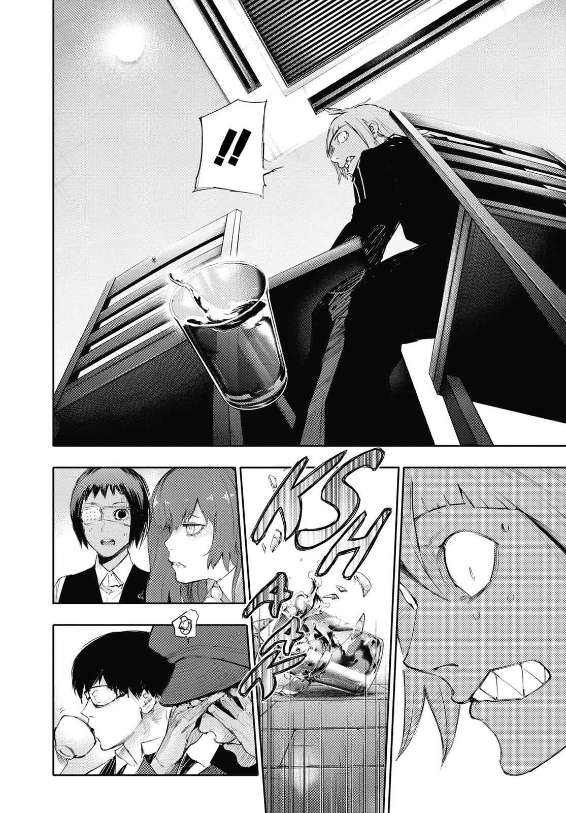 Tokyo Ghoul:re Chapter 11 Page 10