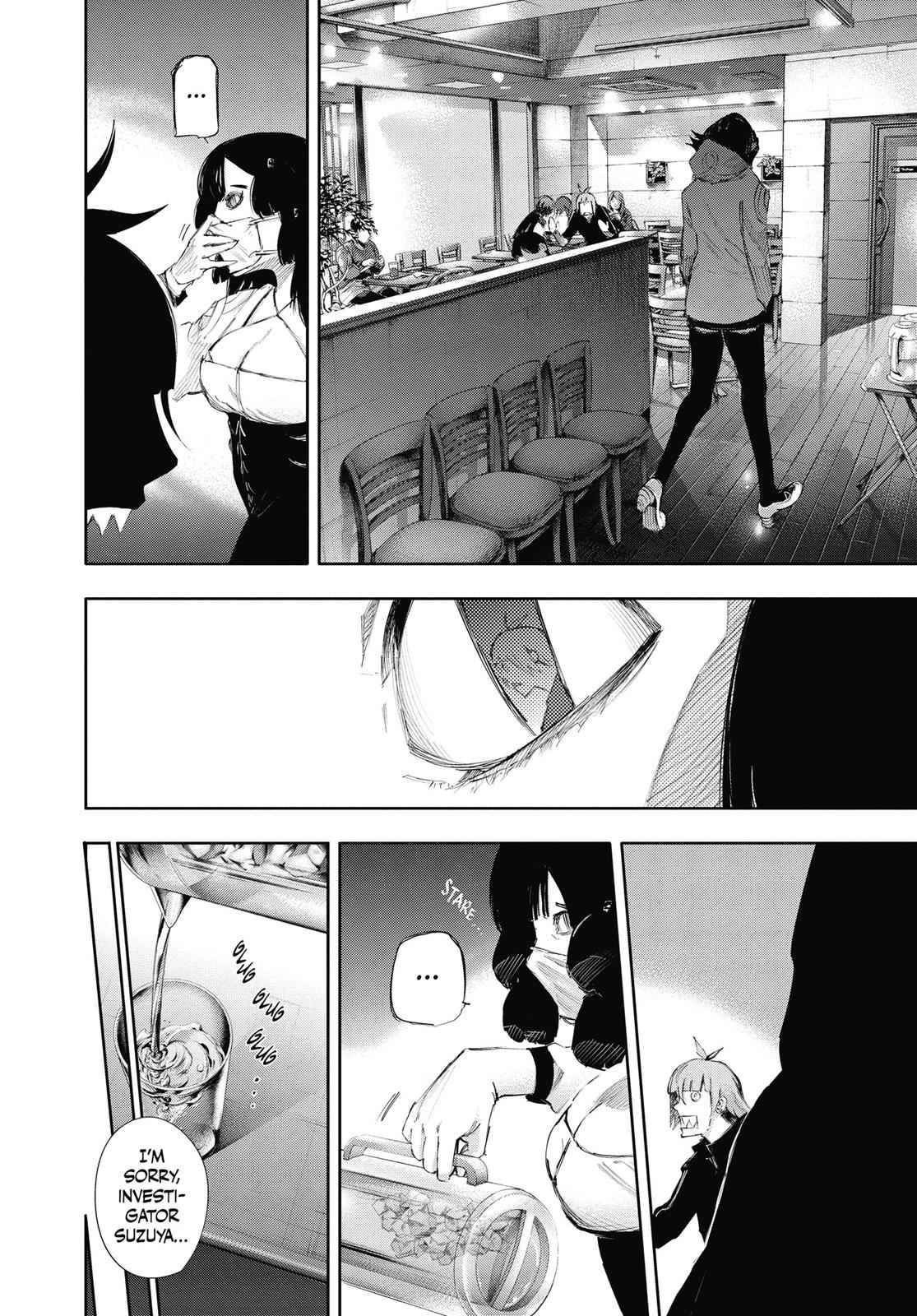 Tokyo Ghoul:re Chapter 11 Page 12