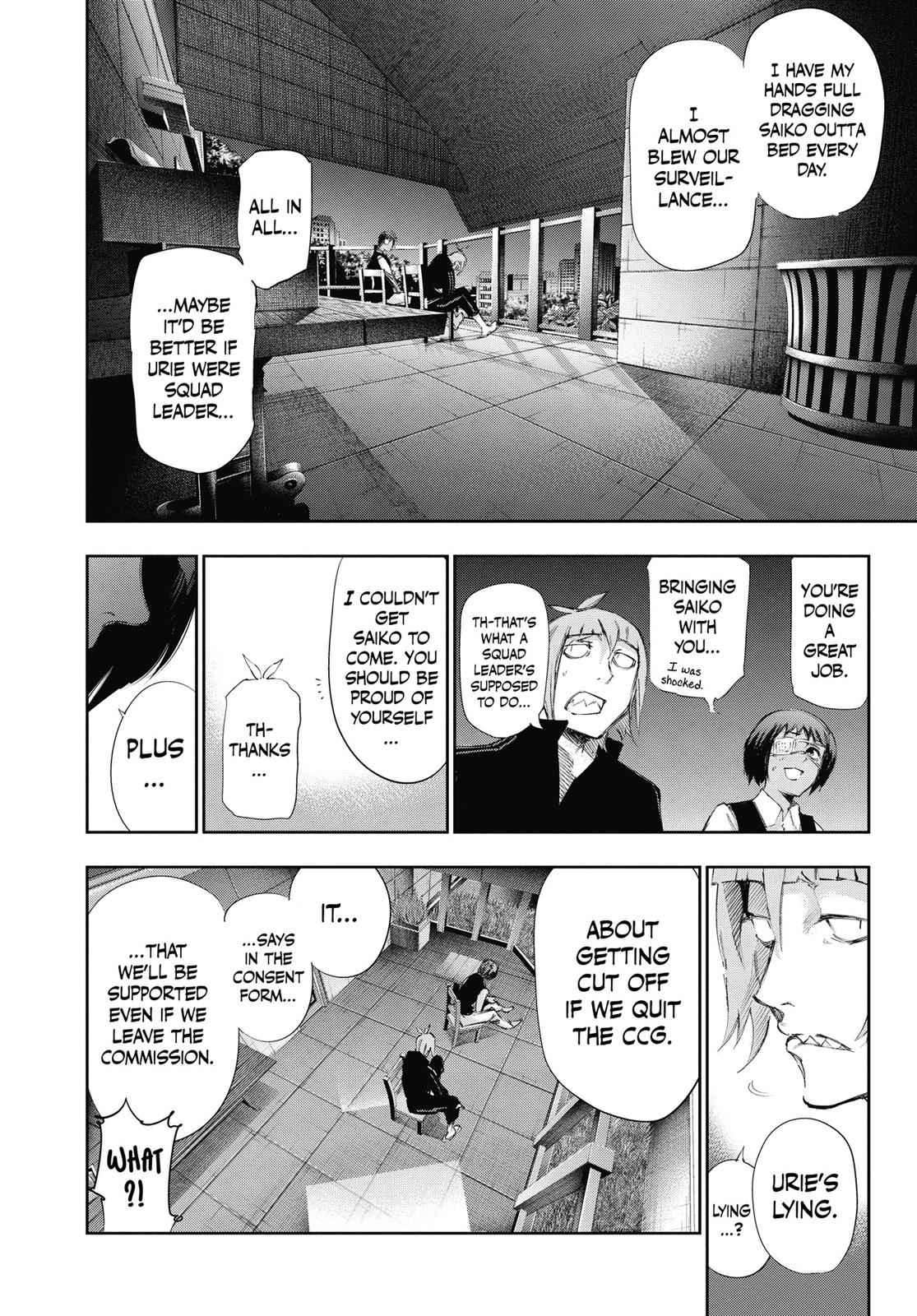 Tokyo Ghoul:re Chapter 11 Page 14