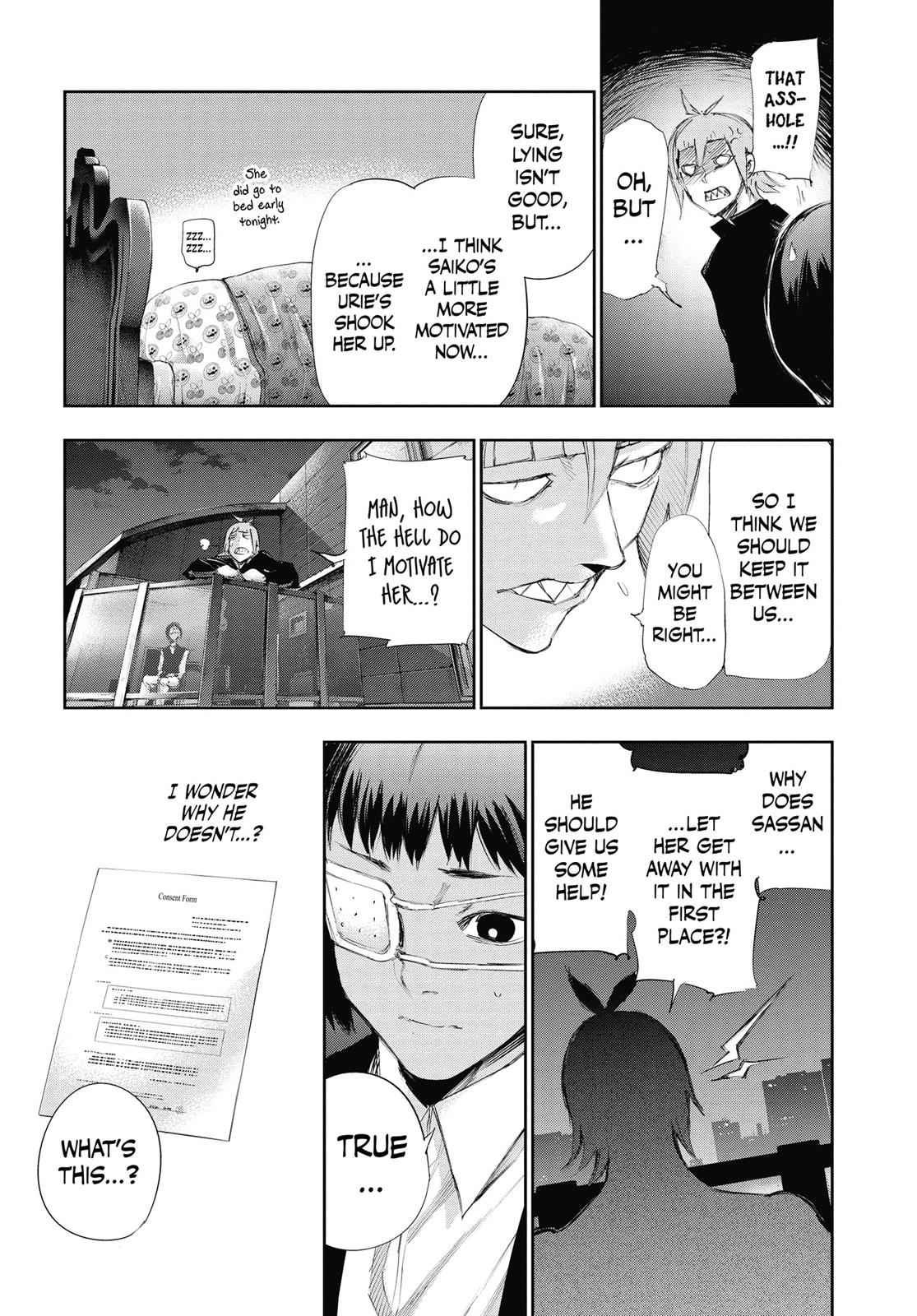 Tokyo Ghoul:re Chapter 11 Page 15