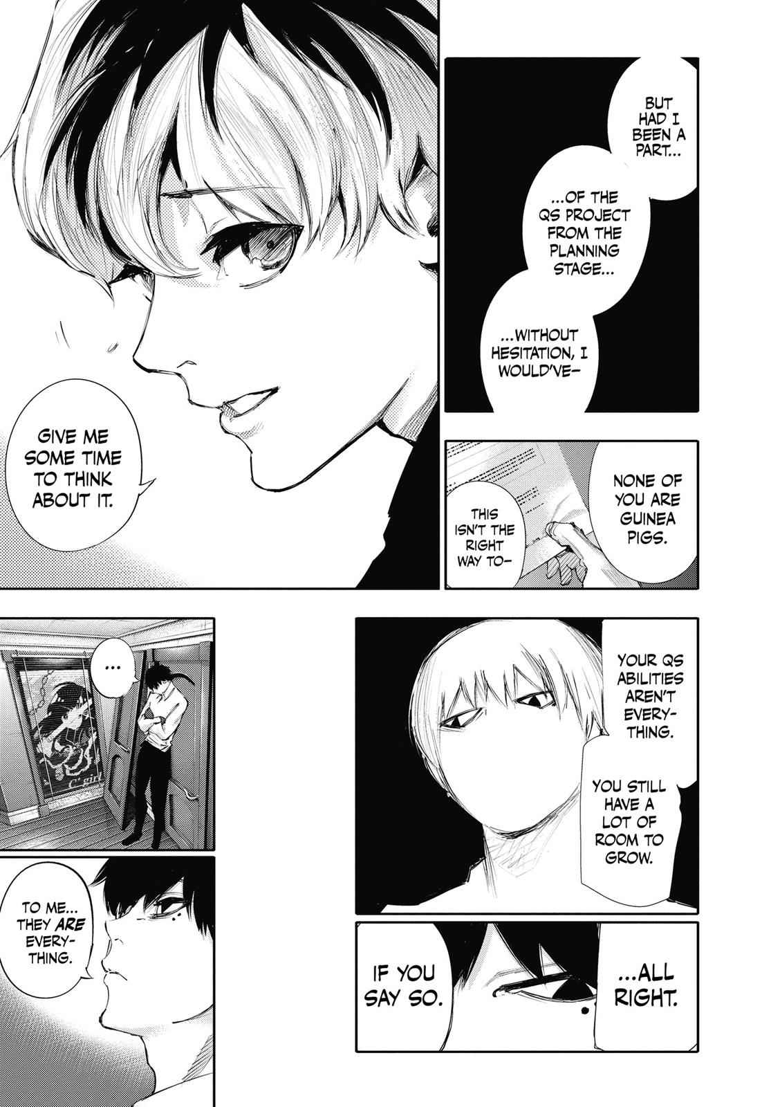 Tokyo Ghoul:re Chapter 11 Page 17