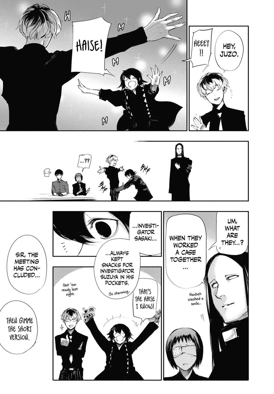 Tokyo Ghoul:re Chapter 11 Page 3