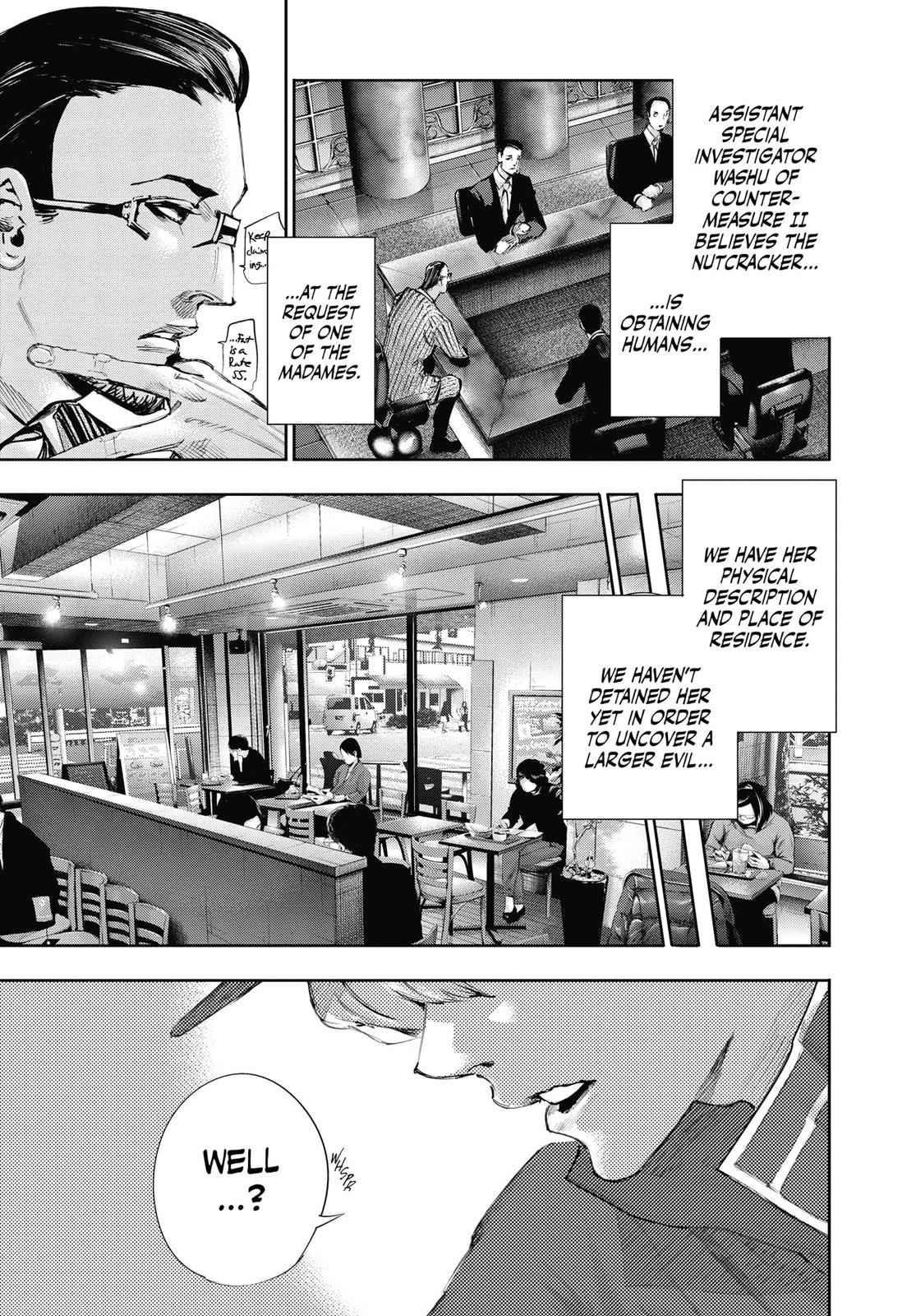 Tokyo Ghoul:re Chapter 11 Page 7