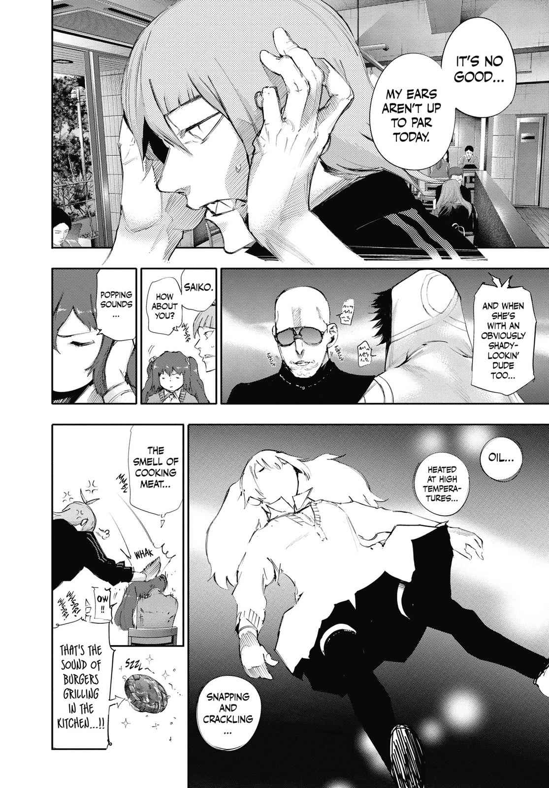 Tokyo Ghoul:re Chapter 11 Page 8
