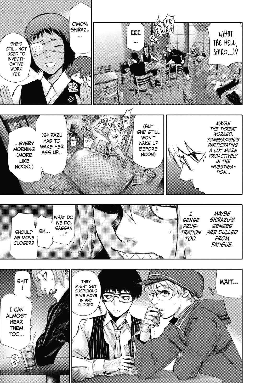 Tokyo Ghoul:re Chapter 11 Page 9