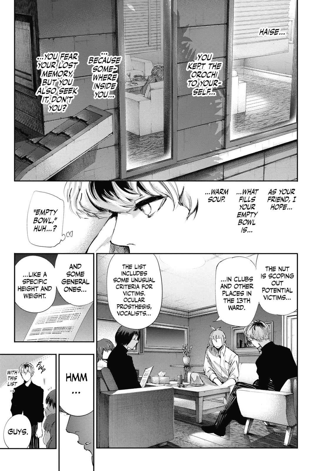 Tokyo Ghoul:re Chapter 12 Page 17