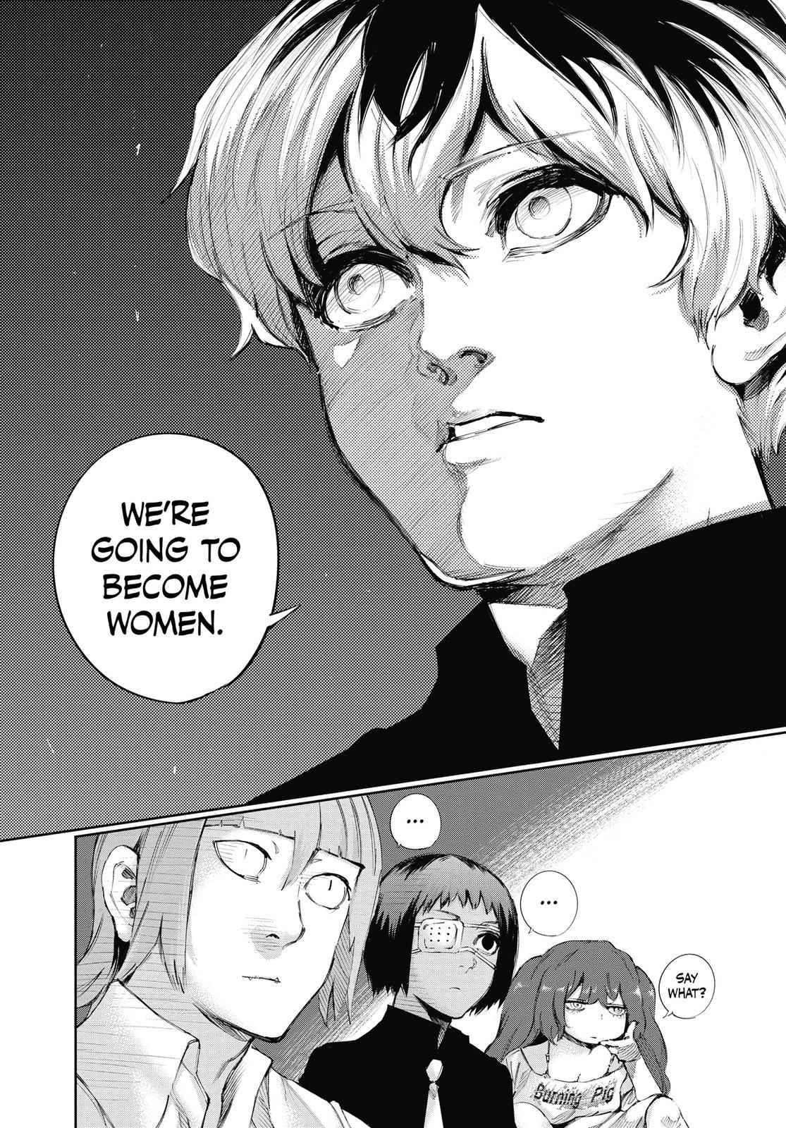 Tokyo Ghoul:re Chapter 12 Page 18