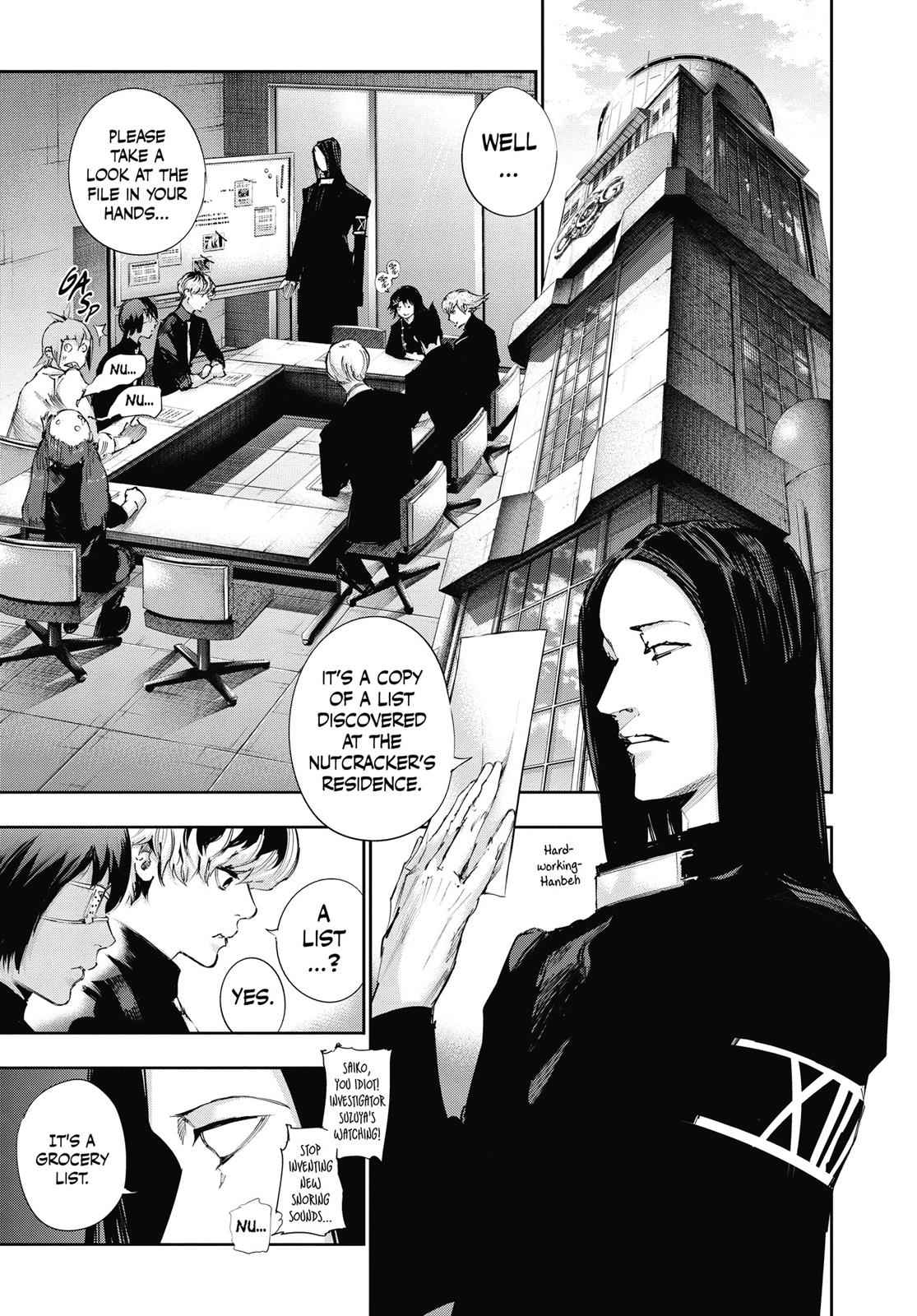 Tokyo Ghoul:re Chapter 12 Page 7