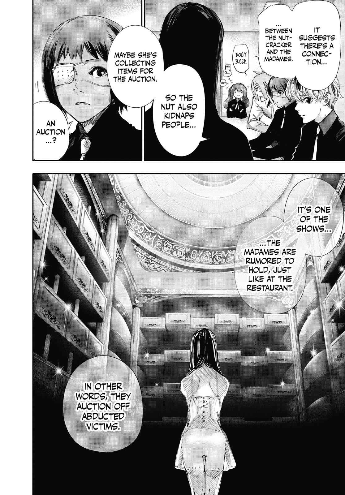 Tokyo Ghoul:re Chapter 12 Page 8