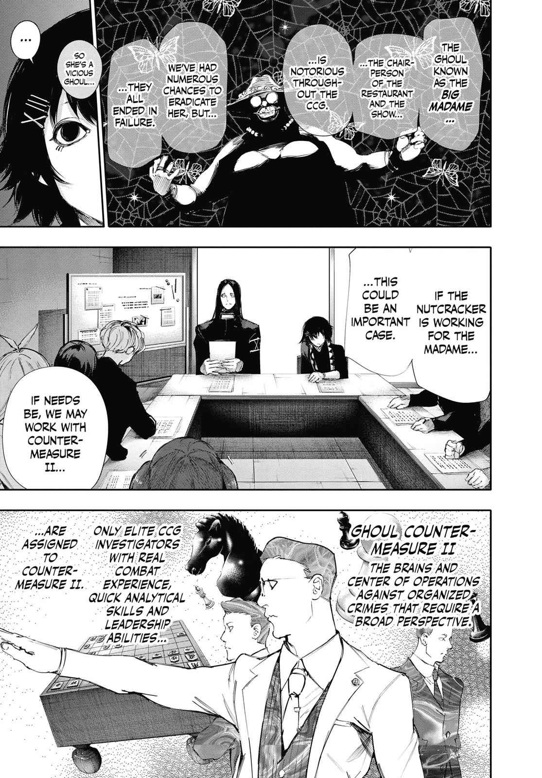 Tokyo Ghoul:re Chapter 12 Page 9